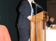President Chris Moews